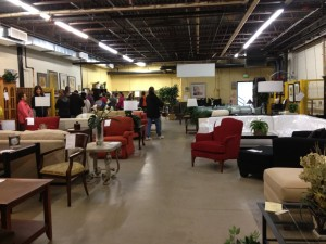 Visit Model Home Interiors Clearance Center For Big